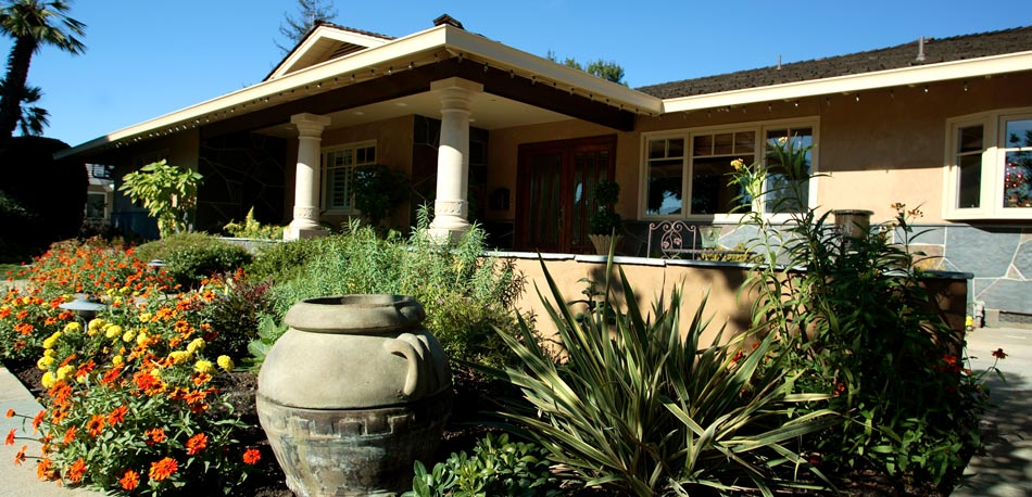 Pearman Landscape Design & Installation at San Jose California